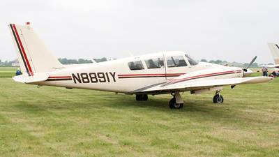 A picture of N8891Y - Piper PA39 - [3949] - © Jeremy D. Dando