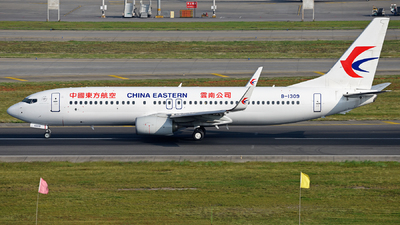 B-1309 - Boeing 737-89P - China Eastern Airlines
