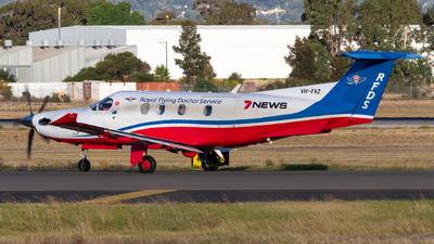 A picture of VHFXZ - Pilatus PC12/47E - [1712] - © CATHAY246