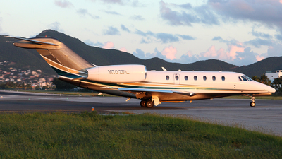 N702FL - Cessna 750 Citation X - Flight Options