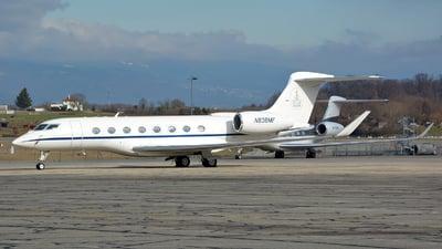 N838MF - Gulfstream G650 - Private
