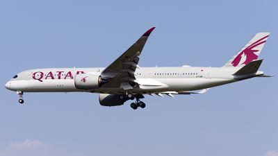 A7-AME - Airbus A350-941 - Qatar Airways