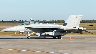 166897 - Boeing EA-18G Growler  - United States - US Navy (USN)