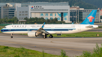 B-303G - Airbus A321-253N - China Southern Airlines