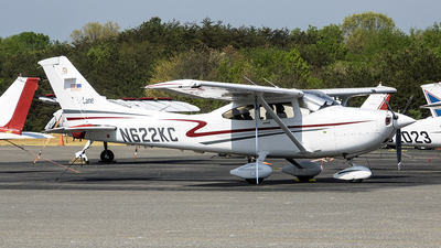 N622KC - Cessna 182T Skylane - Private