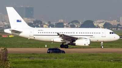 VH-VCJ - Airbus A319-132(LR) - Skytraders