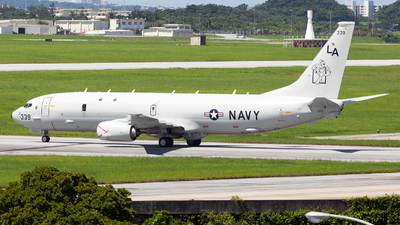 169339 - Boeing P-8A Poseidon - United States - US Navy (USN)