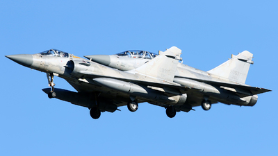 2011 - Dassault Mirage 2000-5EI - Taiwan - Air Force