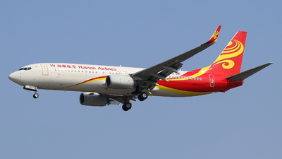 A picture of B1131 - Boeing 73784P - Hainan Airlines - © Jerry.H
