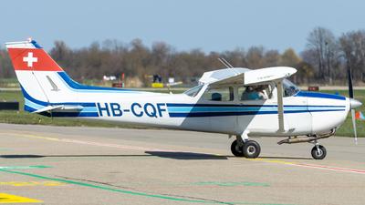 HB-CQF - Cessna 172M Skyhawk - Private