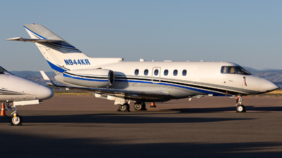 N944KR - Hawker Beechcraft 800XP - Private