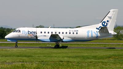 G-LGNM - Saab 340B - Flybe (Loganair)