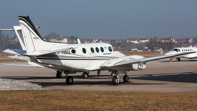 UP-R9001 - Beechcraft C90B King Air - Private