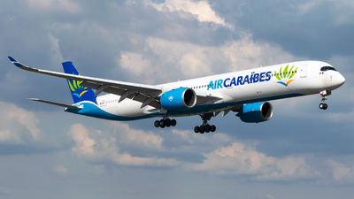 F-HMIL - Airbus A350-1041 - Air Caraïbes