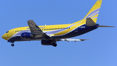 F-GZTM - Boeing 737-3B3(QC) - ASL Airlines