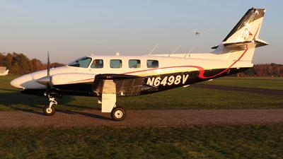 A picture of N6498V - CessnaT303 Crusader - [T30300313] - © Marcel Hagemann