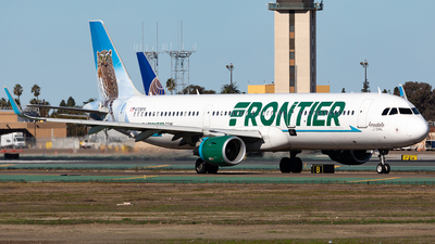 N705FR - Airbus A321-211 - Frontier Airlines