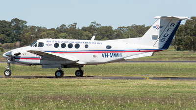 VH-MWH - Beechcraft 200 Super King Air - Royal Flying Doctor Service of Australia (SE Section)