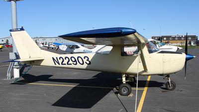 A picture of N22903 - Cessna 150H - [15068604] - © C. v. Grinsven