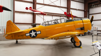 N43771 - North American AT-6D Texan - Private
