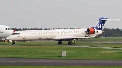 EI-FPK - Bombardier CRJ-900LR - Scandinavian Airlines (Cityjet)