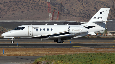 CC-AXZ - Cessna Citation Latitude - Private