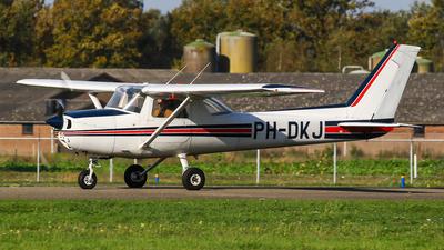 PH-DKJ - Reims-Cessna F150M - Private