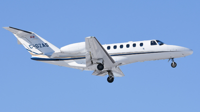 C-GZAS - Cessna 525A CitationJet 2 - Airsprint