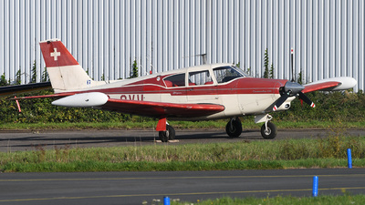 HB-OVW - Piper PA-24-250 Comanche - Private