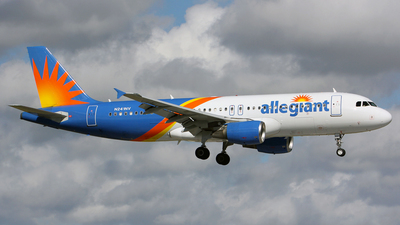 N241NV - Airbus A320-214 - Allegiant Air