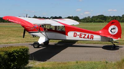 D-EZAR - Aviat A-1 Husky - Private