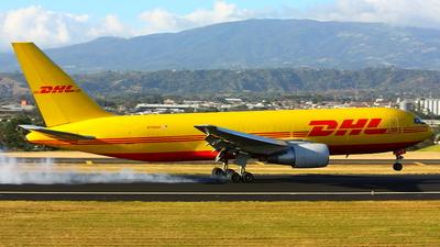 N798AX - Boeing 767-281(BDSF) - DHL (ABX Air)