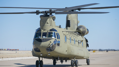 08-08750 - Boeing CH-47F Chinook - United States - US Army