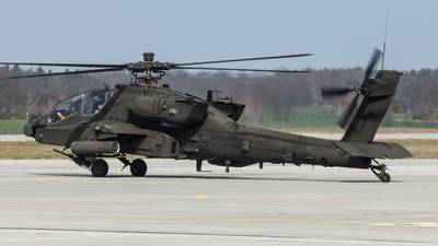 16-03095 - Boeing AH-64E Apache Guardian - United States - US Army