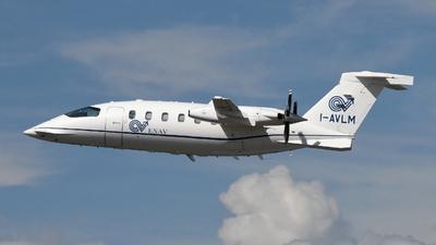 I-AVLM - Piaggio P-180 Avanti II - Italy - Ente Nazionale Assistenza al Volo (ENAV)