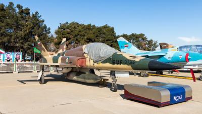 3-7366 - Northrop F-5E Saeghe - Iran - Air Force