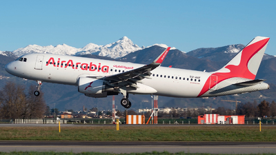 SU-AAF - Airbus A320-214 - Air Arabia Egypt