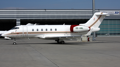 OE-HNL - Bombardier BD-100-1A10 Challenger 300 - International Jet Management