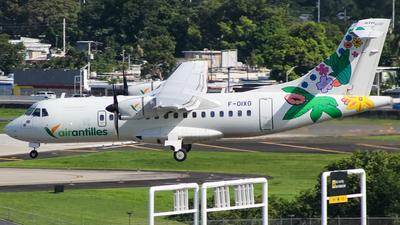 F-OIXO - ATR 42-600 - Air Antilles Express