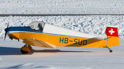 HB-SUD - Jodel D11S - Private