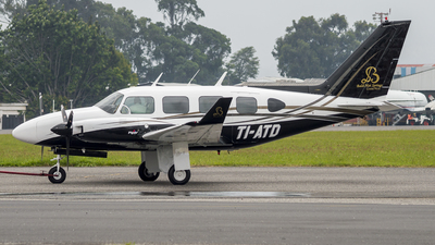 TI-ATD - Piper PA-31-310 Navajo - Air Bald� Costa Rica