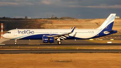 A picture of VTIUJ - Airbus A321271NX - IndiGo - © MBekir CKMK