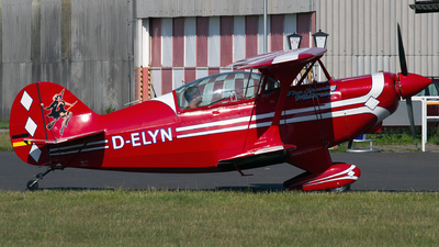D-ELYN - Pitts S-2A Special - Private