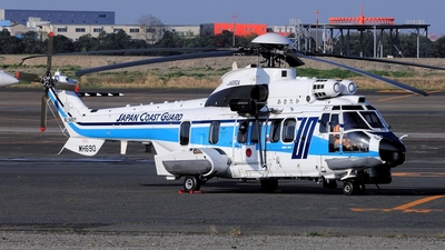 JA690A - Eurocopter EC 225LP Super Puma II+ - Japan - Coast Guard