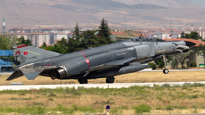 73-1055 - McDonnell Douglas F-4E Phantom II - Turkey - Air Force