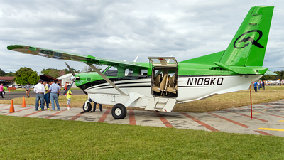 N108KQ - Quest Aircraft Kodiak 100 - Private