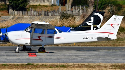 A picture of JA71HU - Cessna 172S Skyhawk SP - [172S10960] - © Claire.GC8