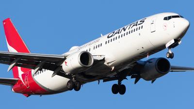 VH-VZO - Boeing 737-838 - Qantas