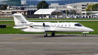 C-GWFG - Bombardier Learjet 35A - Private