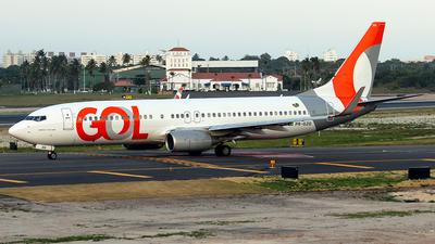 PR-GZG - Boeing 737-86J - GOL Linhas Aereas